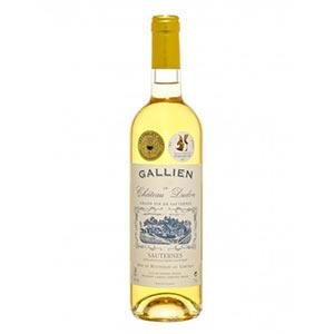 Gallien Sauternes AOC Bio